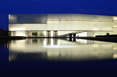 Steven Holl - Nelson Atkins Museum Stock Images