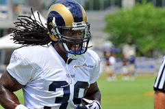 Steven Jackson, Rams Running Back Stock Image