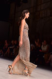 Steven Khalil fashion show Stock Photos