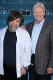 Steven Lisberger, Bruce Boxleitner at Disney XD's  Stock Images