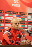 Steven Naismith Royalty Free Stock Photography