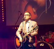 Steven Page in Performance Stock Image