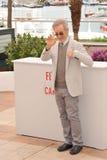 Steven Spielberg, κριτική επιτροπή των Καννών Στοκ φωτογραφία με δικαίωμα ελεύθερης χρήσης