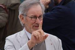 Steven Spielberg Στοκ εικόνες με δικαίωμα ελεύθερης χρήσης