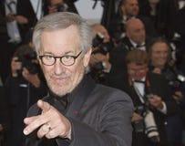 Steven Spielberg Foto de Stock