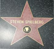 Steven spielberg Royalty Free Stock Images