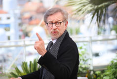 Steven Spielberg attends `The BFG Le Bon Gros Geant - Le BGG` Royalty Free Stock Images