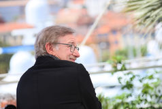 Steven Spielberg attends `The BFG Le Bon Gros Geant - Le BGG` Royalty Free Stock Photos