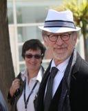 Steven Spielberg attends `The BFG Le Bon Gros Geant - Le BGG` Stock Photos