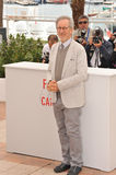Steven Spielberg. CANNES, FRANCE - MAY 15, 2013: Cannes Jury President Steven Spielberg at the photocall for the Jury of the 66th Festival de Cannes stock photo
