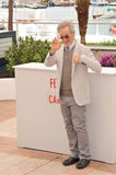 Steven Spielberg,Cannes Jury Royalty Free Stock Photo