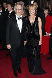Steven Spielberg, Kate Capshaw Royalty Free Stock Photo
