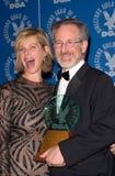 Steven Spielberg,Kate Capshaw Royalty Free Stock Photos
