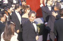Steven Spielberg at the 62nd Annual Academy Awards, Los Angeles, California Stock Images