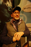 Steven Spielberg Wax Figure Stock Images