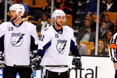 Steven Stamkos Tampa Bay Lightning. Royalty Free Stock Photography
