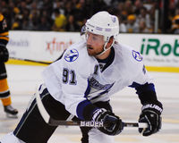 Steven Stamkos Tampa Bay Lightning Imagem de Stock Royalty Free