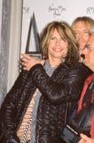 Steven Tyler ai premi americani di musica Immagini Stock Libere da Diritti