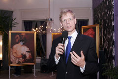 Steven van Groningen Stock Photo