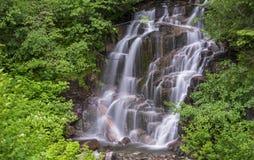 Stevens Creek Falls fotos de stock royalty free