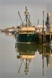 Steveston Fishboat Zdjęcia Stock