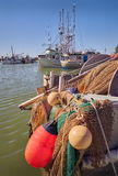 Steveston Fishboats Стоковое Фото