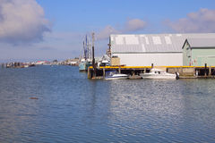 Steveston Harbour Stock Images