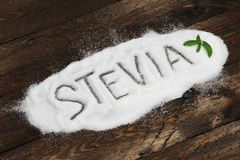 Stevia 06 Foto de archivo