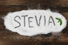 Stevia Royalty Free Stock Photos