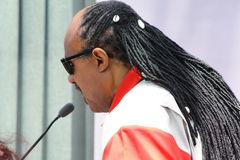 Stevie Wonder Royalty Free Stock Photos