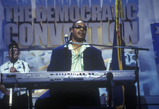 Stevie Wonder Fotografia de Stock