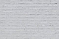 Stevige oude bakstenen muur Royalty-vrije Stock Afbeelding
