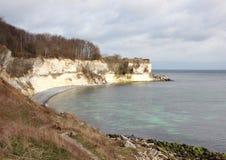 Free Stevns Klint Coastline With Limestone Reflection Royalty Free Stock Photos - 52715098