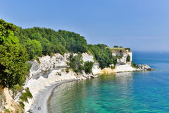 Stevns Klint royalty free stock photos