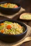 Stew λάχανων σίτου και κραμπολάχανου Στοκ Εικόνες