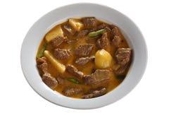 stew αρνιών Στοκ εικόνα με δικαίωμα ελεύθερης χρήσης