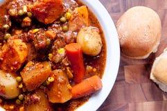 Stew αρνιών Στοκ Εικόνα
