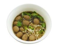 Stew βόειου κρέατος σούπα Στοκ Εικόνα