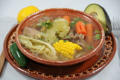 Stew βόειου κρέατος Στοκ Εικόνες