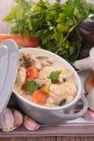Stew και λαχανικά κρέατος Στοκ φωτογραφίες με δικαίωμα ελεύθερης χρήσης