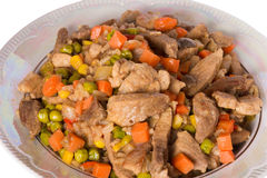 stew κρέατος Στοκ φωτογραφία με δικαίωμα ελεύθερης χρήσης