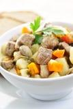 stew κύπελλων βόειου κρέατο& Στοκ Φωτογραφίες