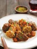 Stew ρόλων lasagna βόειου κρέατος στοκ φωτογραφίες
