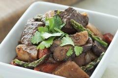 stew говядины Стоковая Фотография