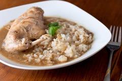 stew кролика Стоковые Изображения