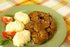 stew почки говядины Стоковые Изображения RF
