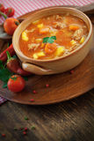 Stew телятины Стоковые Изображения RF
