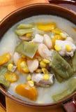 stew фасолей Стоковые Фотографии RF