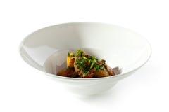 Stew Bowl Fotografia de Stock