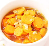 Stew of carrots Stock Photos